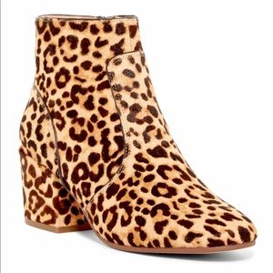 Steve Madden Kristina block leopard heels